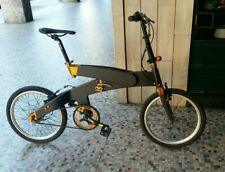 Bici pieghevole Gianetti yacht Futura Carbon bicycle Brompton folding bike