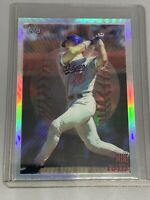 Mike Piazza 1998 Topps Finest Mystery Refractor Bordered M15 Los Angeles Dodgers