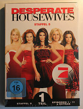 Desperate Housewives - 5. Staffel / 1. Teil (3 DVDs) (2009)...Neu