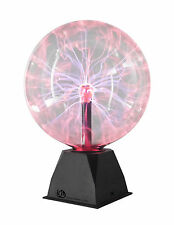 "Unique Gadgets & Toys 10"" Diameter Nebula Plasma Ball Party Lightning Lamp"