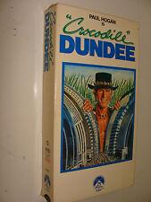 Crocodile Dundee (VHS, 1987) Paul Hogan Linda Kozlowski
