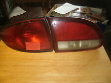 1995-99 Cavalier LH Tail Lamp Set Inner and Outer