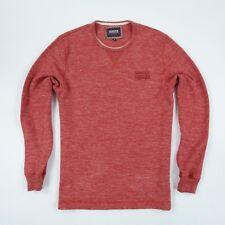 BARBOUR TRIUMPH INTERNATIONAL wool cotton hemp FASHIONABLE SWEATSHIRT