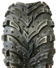 New Tire 25 10 12 Deestone Mud Crusher D936 ATV 6 Ply 25x10-12 SIL