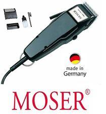 MOSER Cortapelos Profesional Edición 1400 Negro Recortador de vellos 43139