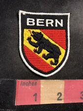 Capital City Of Switzerland BERN Patch 93U7