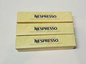 Nespresso Capsules VertuoLine, Vanilla Custard Pie, Mild Roast Coffee