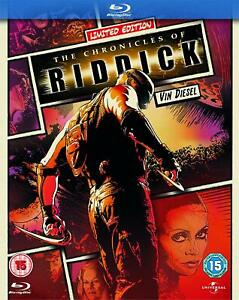 Chronicals Of Riddick - Limited Edition [DVD][Region 2]
