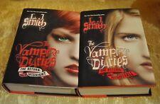 L. J. Smith S/2 Vampire Diaries the Return Midnight v3 Nightfall v1 HC 1st Edit