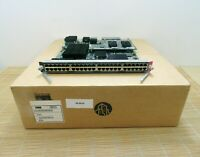Cisco WS-X6748-GE-TX 48-Port 10/100/1000 RJ-45 Switch Module f. 6500 Used in Box