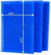 RayAir Supply 20x25 Dynamic Air Cleaner Air Filter Refill Replacement Pads 3Pack