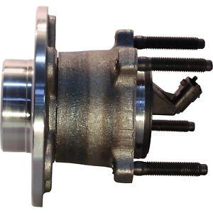 ONE REAR WHEEL BEARING & HUB FOR HOLDEN VECTRA ZC 2.2L 4CYL 3.2L V6 2003-2005