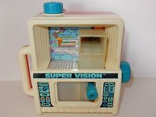 Tomy 1980's Super Vision Educational Viewing Machine **RARE**