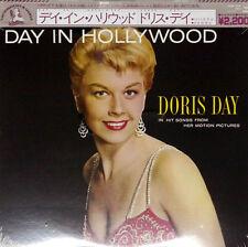 "DORIS DAY ""Day in Hollywood"" Japan Wonderful Vocal Series Lp w/Obi STILL SEALED!"