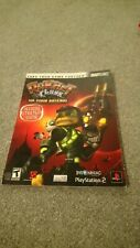Bradygames Strategy Guide - Ratchet & Clank Future: UP YOUR ARSENAL RARE