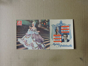Norma Shearer and Tyrone Power original Czech herald 1939 Marie Antoinette