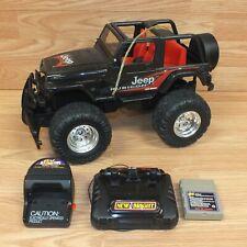 Genuine New Bright Jeep Rubicon Remote Control Car With Remote Bundle **READ!**