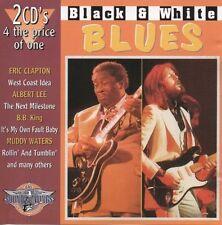 Black & White Blues Eric Clapton, John Mayall's Blues Breakers, Albert .. [2 CD]