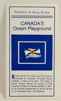 Vintage Nova Scotia Lapel Pin Proud to Support N.S. Canada Maritimes collectors