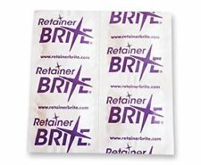 Retainer Brite Cleaning Tablets - 36 Tablets (unboxed)