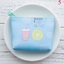 Girls Women Cartoon Wallet Coin Purse Lovely Money Bags Waterproof Pouch Wallets 5