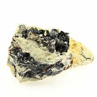 Hematite. 1755.8 ct. Beaufortin, Tarentaise, Savoie, France