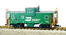 USA Trains 12116 G Scale Extended Vision Caboose Burlington Northern