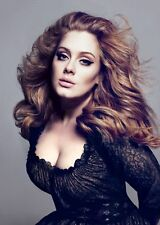 POSTER ADELE MUSIC MUSICA HELLO 19 21 ALBUM POP CD FOTO LP SEXY PRINT SKYFALL 9