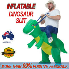 Dinosaur Fancy Dress Inflatable Suit - Fan Operated Costume