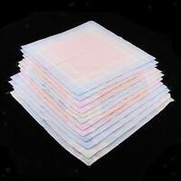 Fazzoletti da taschino da uomo in cotone 12x 100% cotone fazzoletto da
