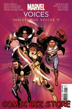 MARVEL VOICES INDIGENOUS VOICES #1 (2020) 1ST PRINTING MAIN COVER MARVEL COMICS
