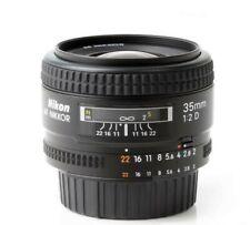 Nikon AF NIKKOR 35mm f/2D - 2 year warranty