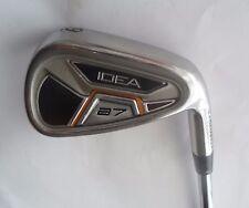 Adams Golf Idea a7 9 IRON True Temper Lite rigida albero in acciaio, impugnatura Golf Pride