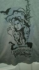 Mickey's Not So Scary Halloween Party 2016 Hocus Pocus Villains T-Shirt W Size M