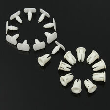 10x Plastic Side Skirt Door Sill Card Panel Linning Trim Clips For Mercedes Benz