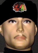 CHICAGO BLACKHAWKS LOGO SCRUB HAT NHL HOCKEY FREE CUSTOM SIZING!