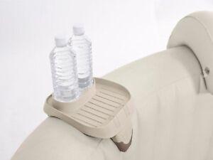 Intex PureSpa Layz Spa Cup Holder Hot Tub Drinks Snack Food Refreshment Tray