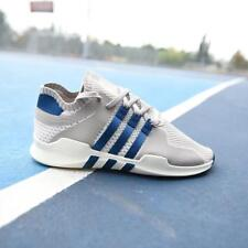 Adidas EQT Support ADV Primeknit Running Shoes Casual Street Brown-Blue BY9393