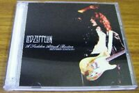 Led Zeppelin Live  Collector's  1969 Tea Party j an/26 Press 2×CD