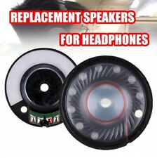 PAIR (L&R) Replacement 40mm Speaker Driver For Bose QC15 QC2 QC3 QC25 Headphones