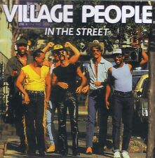 Village People/in the Street-CD ALBUM NUOVO/Fox in the box