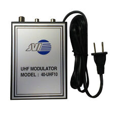 Jayco UHF Distribution Modulator Variable RF Channel 14 Thru 32 AV Single Input