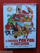 Le ragazze Pon Pon si scatenano dvd sigillato copia rara numerata 436 di 999