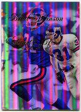 1998 Topps Gold Label JASON SEHORN Error True #'d 1/1 w/ BRAD JOHNSON+ Foil Name