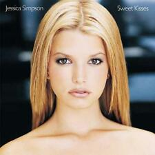 JESSICA SIMPSON  - SWEET KISSES - CD, 1999