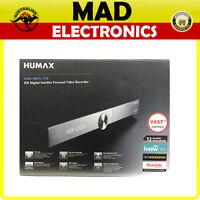 NEW! Humax VAST Certified HDR-1003s 1TB HDD Satellite Reciever w/ Smart Card