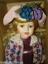 Yesterdays Child Dollstone Doll Boyds Elizabeth Gary Going to Grandmas 7126