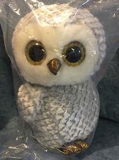 Ty 36840 - Owlette Eule weiß 42cm