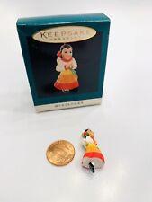 "1996 Hallmark ""Joyous Angel"" Ornament Miniature"