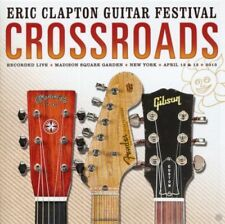 ERIC CLAPTON - CROSSROADS GUITAR FESTIVAL 2013 **BRAND NEW AND SEALED**